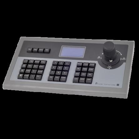 Tastatura IP 4D de comanda camere PTZ