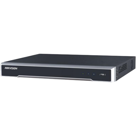 NVR 16 canale IP, Ultra HD rezolutie 4K, HIKVISION