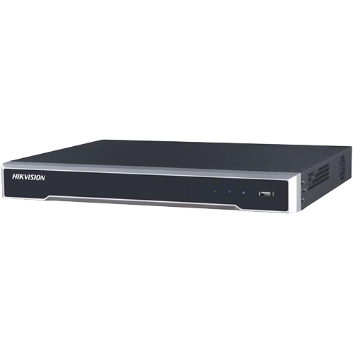 NVR 16 canale IP Ultra HD rezolutie 4K HIKVISION
