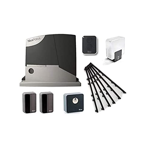 Kit Automatizare poarta culisanta NICE RB400KCE