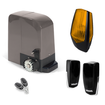 Kit automatizare poarta culisanta 500KG – MOTORLINE