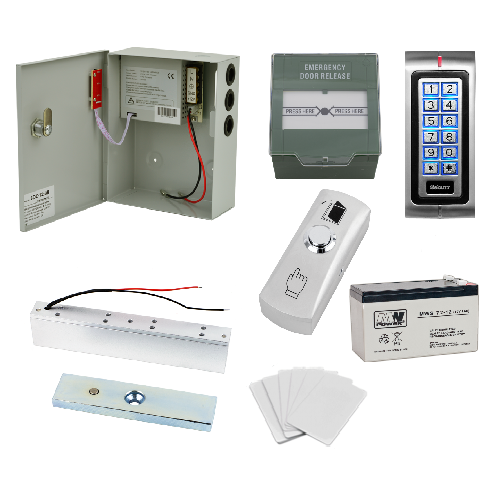 Kit complet Control Acces cu cititor standalone Sebury